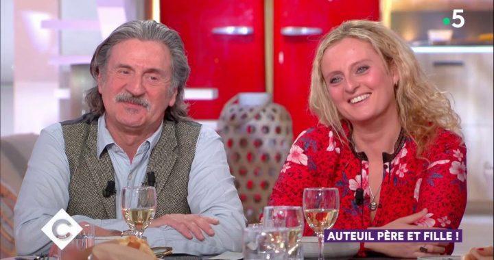 Aurore Auteuil et son compagnon
